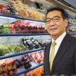 マックスバリュ西日本社長 平尾健一氏<br>3社合併で地域密着型経営を推進
